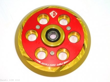Air System Dry Clutch Pressure Plate by Ducabike Ducati / 1198 / 2013