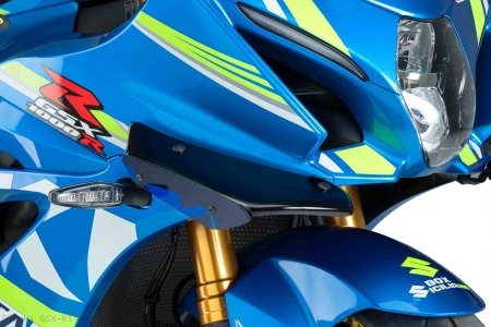 Downforce Spoiler Winglets by Puig Suzuki / GSX-R1000 / 2019