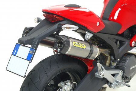Street Thunder Slip-On Exhaust by Arrow