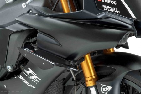 Downforce Spoiler Winglets by Puig Yamaha / YZF-R1S / 2017
