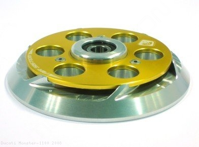 Air System Dry Clutch Pressure Plate by Ducabike Ducati / Monster 1100 / 2008