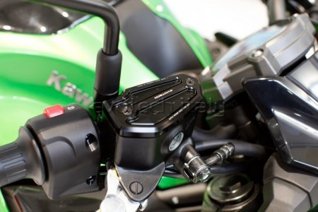 Front Brake Fluid Reservoir Cap by Evotech Italy