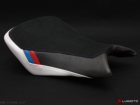 "Luimoto ""MOTORSPORTS EDITION"" Seat Covers BMW / S1000RR / 2017"