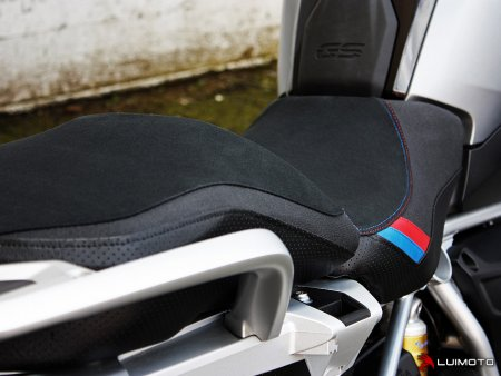 "Luimoto ""MOTORSPORTS"" RIDER Seat Cover"