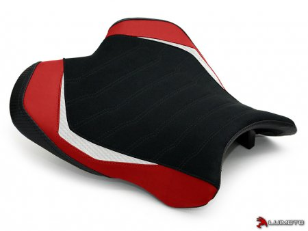 "Luimoto ""TEAM"" RIDER Seat Cover"