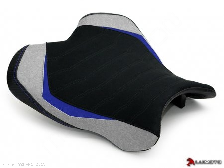 "Luimoto ""TEAM"" RIDER Seat Cover Yamaha / YZF-R1 / 2015"