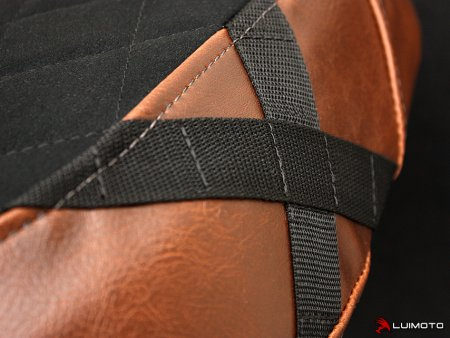 "Luimoto ""MILITARY X"" Seat Cover"
