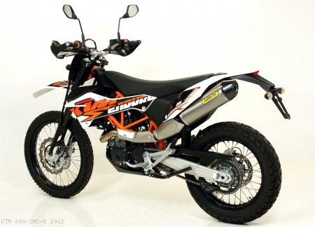 Race-Tech Exhaust by Arrow KTM / 690 SMC R / 2012