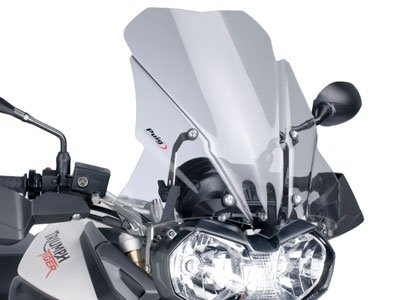Puig Touring Wind Screen for Triumph Tiger 800