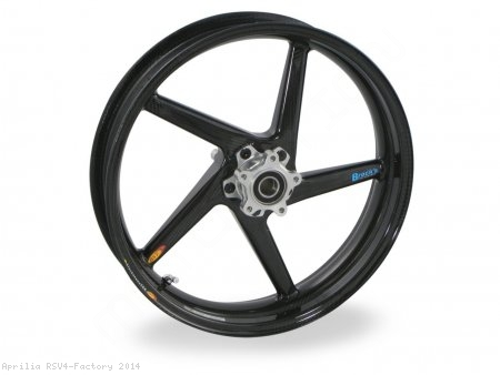BST Carbon FRONT Wheel Aprilia / RSV4 Factory / 2014