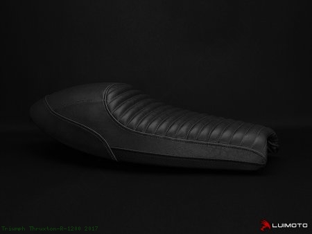 Vintage Classic Seat Cover by Luimoto Triumph / Thruxton R 1200 / 2017