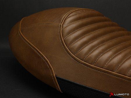 Vintage Classic Seat Cover by Luimoto