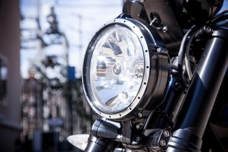 Headlight Bezel by Roland Sands