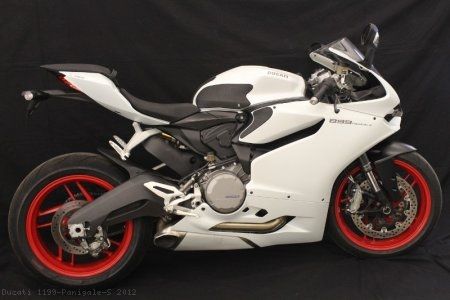 Snake Skin Tank Grip Pads by TechSpec Ducati / 1199 Panigale S / 2012