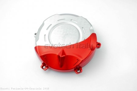 Right Side Engine Case Guard by Evotech Italy Ducati / Panigale V4 Speciale / 2018