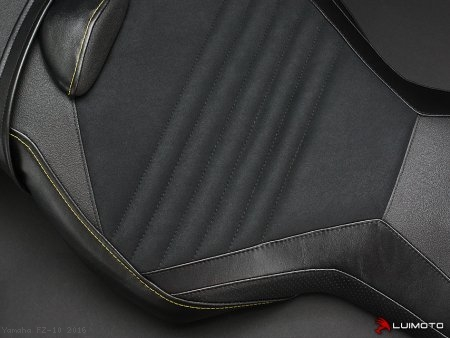 Tec-Grip Seat Cover by Luimoto Yamaha / FZ-10 / 2016