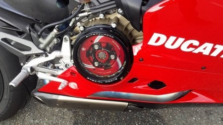 Clutch Pressure Plate by Ducabike Ducati / Scrambler 800 Full Throttle / 2015