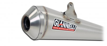 Giannelli GX-ONE Stainless Slip-On Exhaust
