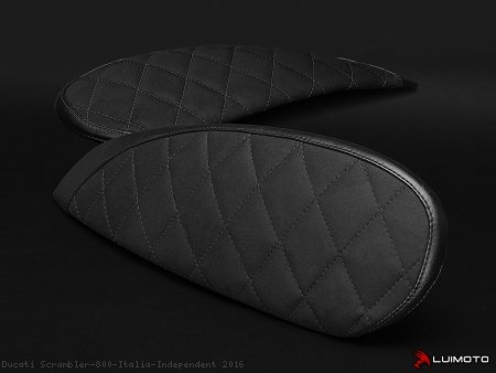 Diamond Edition Side Panel Covers by Luimoto Ducati / Scrambler 800 Italia Independent / 2016
