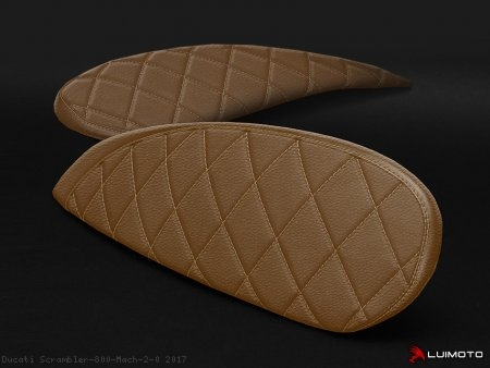Diamond Edition Side Panel Covers by Luimoto Ducati / Scrambler 800 Mach 2.0 / 2017
