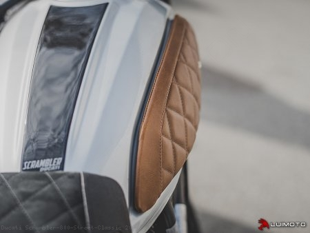Diamond Edition Side Panel Covers by Luimoto Ducati / Scrambler 800 Street Classic / 2018
