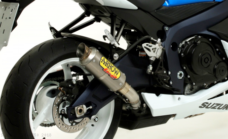 GP2 Exhaust by Arrow Suzuki / GSX-R750 / 2018