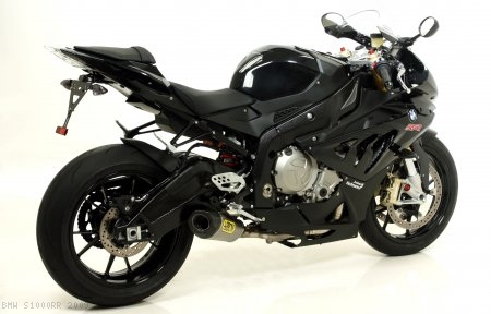 Competition EVO Exhaust Full System by Arrow BMW / S1000RR / 2009
