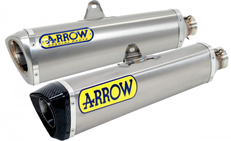 Trophy Exhaust by Arrow