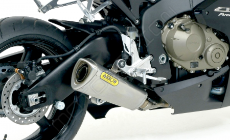Titanium Trophy Full System Exhaust by Arrow