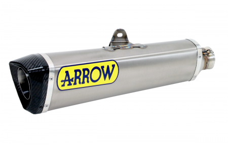 "Titanium  ""Competition"" Trophy Full System Exhaust by Arrow"