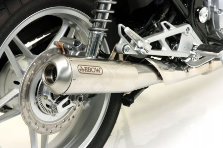 Pro-Racing Slip-On Exhaust by Arrow