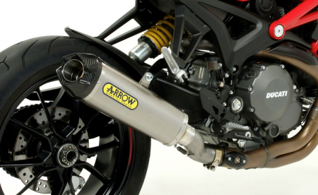 Works Exhaust by Arrow