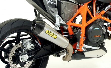 X-Kone Exhaust by Arrow