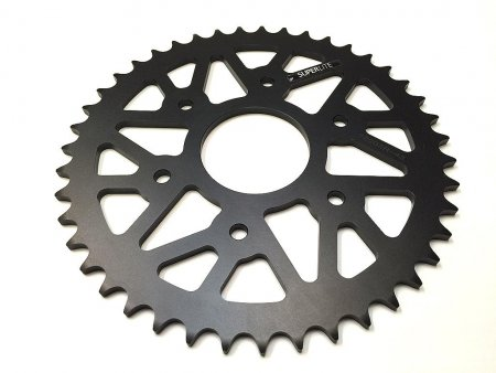 SUPERLITE RS8-R SERIES 520 ALLOY CHAIN & SPROCKET KIT