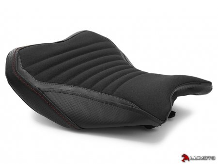 "Luimoto ""Team Kawasaki"" Seat Cover Kit"