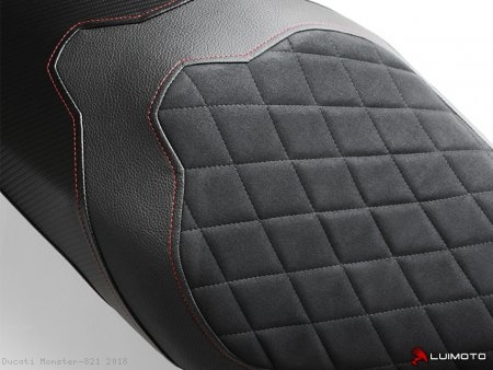 Diamond Edition Seat Cover by Luimoto Ducati / Monster 821 / 2018
