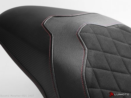 Diamond Edition Seat Cover by Luimoto Ducati / Monster 821 / 2017
