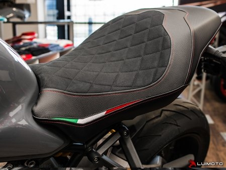 Diamond Edition Seat Cover by Luimoto Ducati / Monster 1200S / 2018