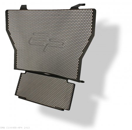 Radiator and Oil Cooler Guard by Evotech Performance BMW / S1000RR HP4 / 2013