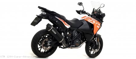 Maxi Race-Tech Exhaust by Arrow KTM / 1290 Super Adventure / 2016