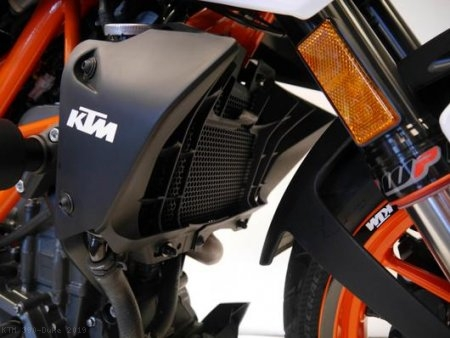 Radiator Guard by Evotech Performance KTM / 390 Duke / 2019