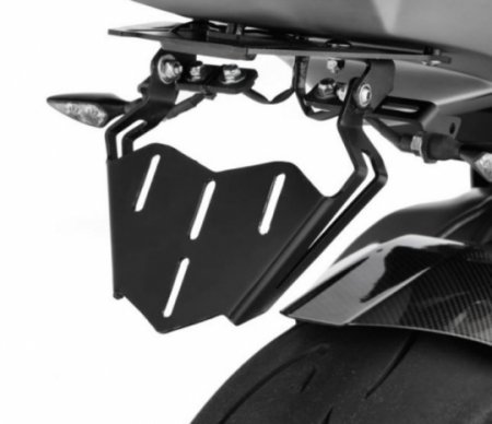 Vario Tail Tidy License Plate Holder by Wunderlich
