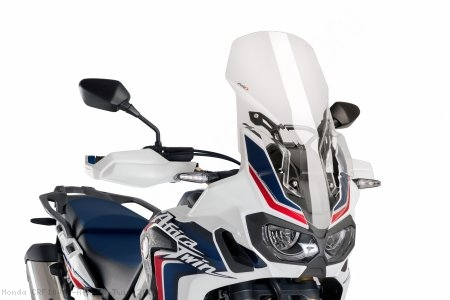 Puig Touring Windscreen Honda / CRF1000L Africa Twin / 2017