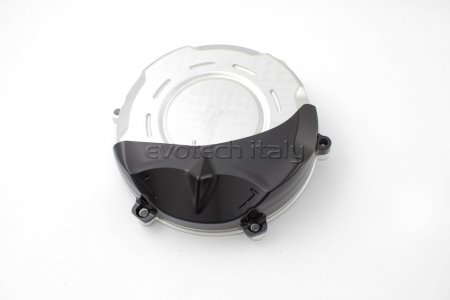 Right Side Engine Case Guard by Evotech Italy