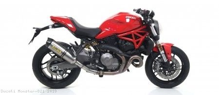 Race-Tech Exhaust by Arrow Ducati / Monster 821 / 2019
