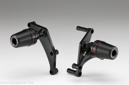 Frame Sliders by AELLA Ducati / Panigale V4 / 2018