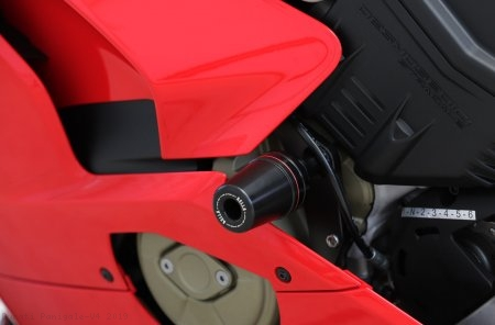 Frame Sliders by AELLA Ducati / Panigale V4 / 2019