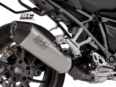 X-Plorer Exhaust by SC-Project BMW / R1200RS / 2017