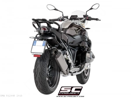 X-Plorer Exhaust by SC-Project BMW / R1200R / 2018