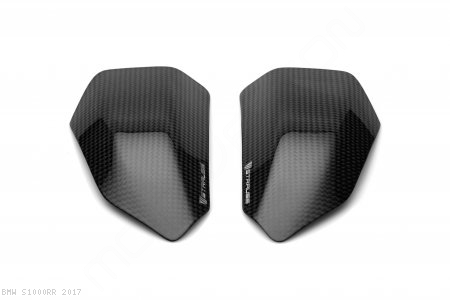 Carbon Fiber Street Version Tank Slider Kit by Strauss Carbon BMW / S1000RR / 2017